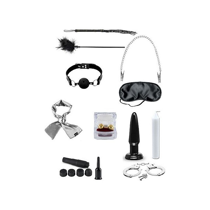 Fetish Fantasy Edicion Limitada Ultimate Bondage Kit