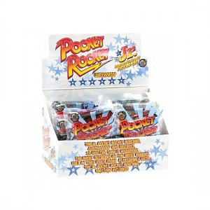 Pocket Rocket - Jr. - Display - 12uds