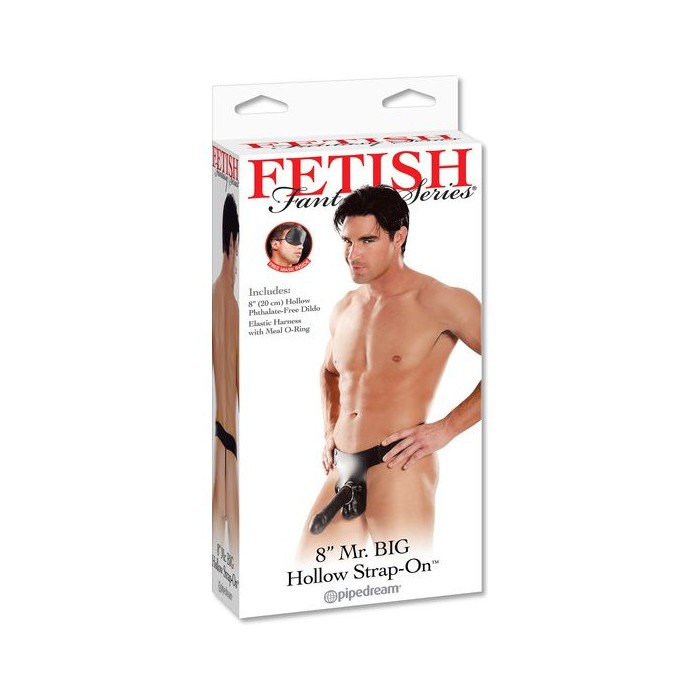 Fetish Fantasy Mr Big Arnes Hueco 20 Cm