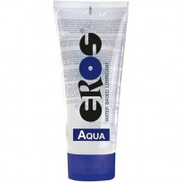 Eros Aqua Lubricante Base Agua 200 Ml